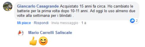 opinioni Mario Saliscale